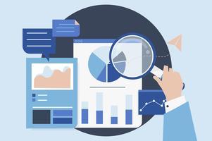 Analisi delle prestazioni aziendali con grafici