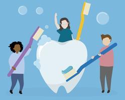Dental hygiene and health care