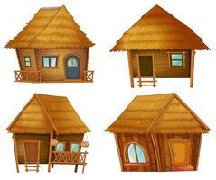 Serie hut