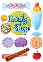Süßigkeitenladen