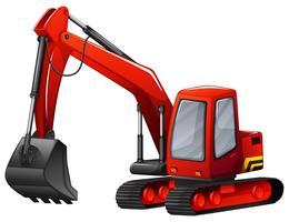Excavador vector