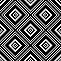 Sömlös geometrisk rhombus