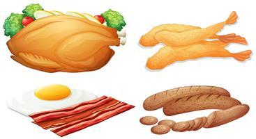 Set de comida