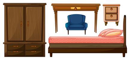 Mobília do quarto