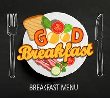 Buen desayuno