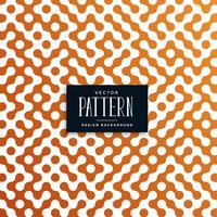 round shape truchet pattern background