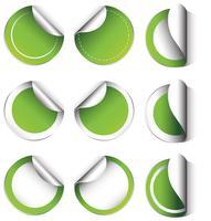 Groene labels