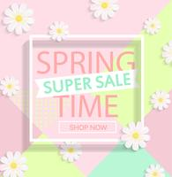 Primavera super vendita.