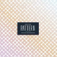 elegant link chain style truchet pattern