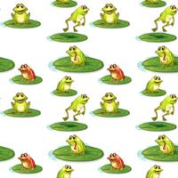 Seamless frogs