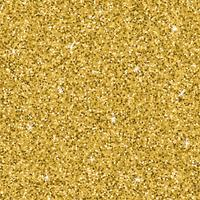 Seamless yellow gold glitter texture. Shimmer background.
