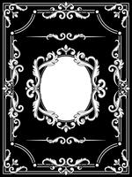 Set collections of beautiful frames