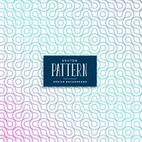 vibrant truchet line pattern background