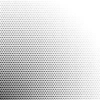 zwart-wit halftoonpatroon achtergrond
