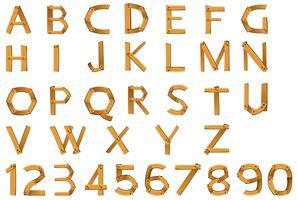 Zahlen und Alphabete