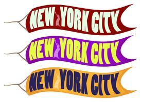 Banner design para Nova York