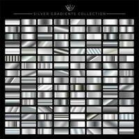 Silver gradients