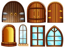 Dörrar och fönster