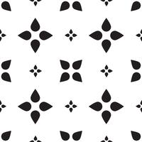 Seamless geometric triangle pattern. Abstract retro