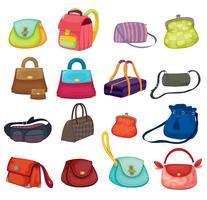 Série de sacos