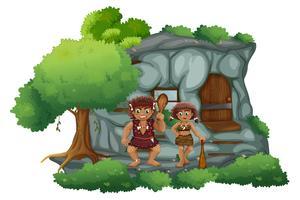 uomini delle caverne