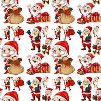 Santa sin costuras