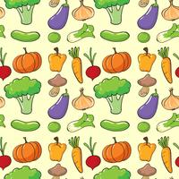 a vegetables vector
