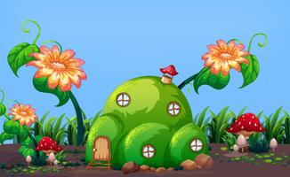 Magic fairy tale land