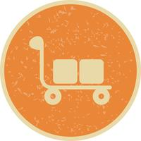 Vector Trolley Icon