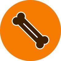Vector Bone Icon