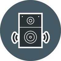 Speaker Icon Vector Illustration