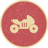 Vector Bike Icon