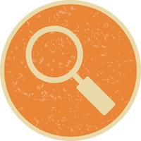vektor sökikon