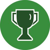 Trophy Icon Vector Illustration