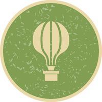 Vektor luftballong ikon
