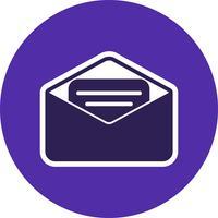 Ícone de e-mail vector