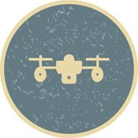 Vektor-Drohne-Symbol
