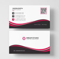 Modern Corporate Business Cards vector