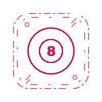 Umfrage-Symbol-Vektor-Illustration