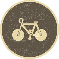 Vector fiets pictogram