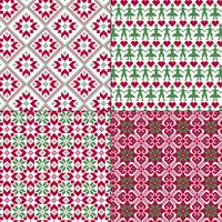 seamless nordic patterns