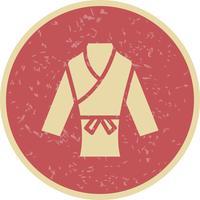 Karate Icon Vector Illustration