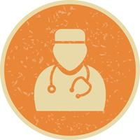 Vector Doctor Icon