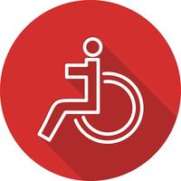 Vector Handicapped Icon