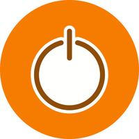 Déconnexion icône illustration vectorielle