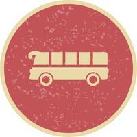vektor buss ikon