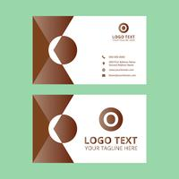 Brown Business card 24