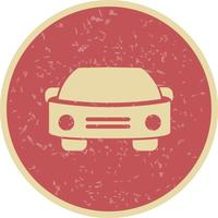 Icona dell'automobile di vettore