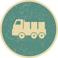 Vector Dumper Icon