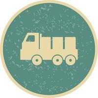Vektor-Dumper-Symbol